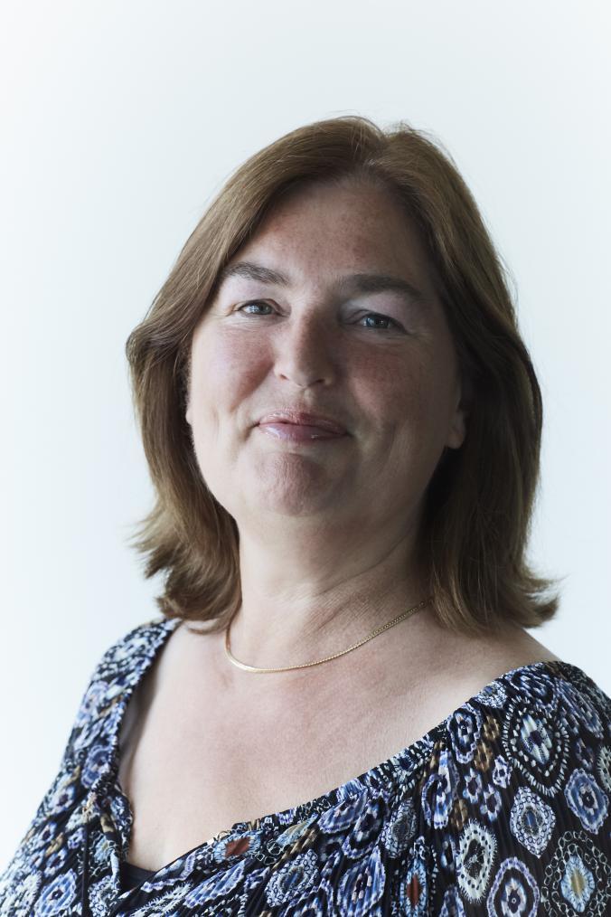 Marian van Leusden, Office manager | Arcagna